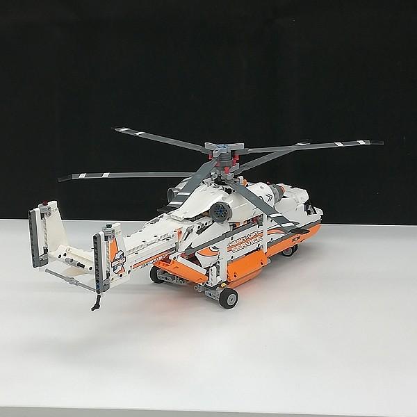 LEGO レゴ テクニック ヘビーリフト ヘリコプター 42052_2
