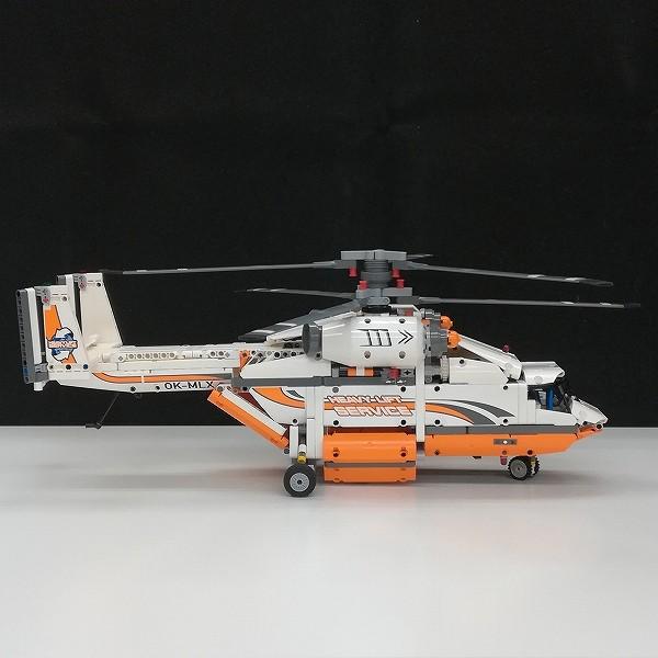 LEGO レゴ テクニック ヘビーリフト ヘリコプター 42052_3
