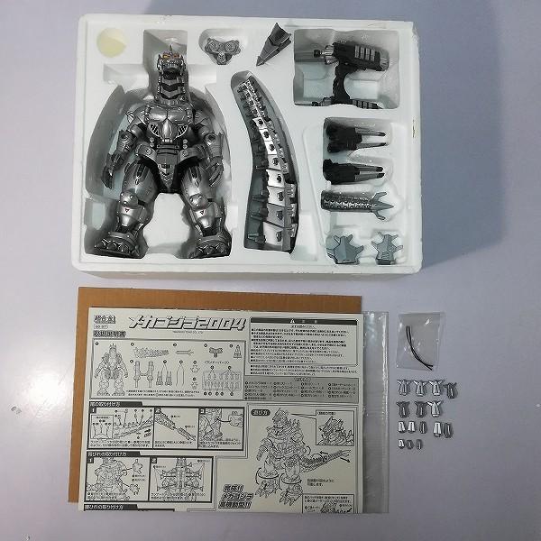 バンダイ 超合金 GD-57 メカゴジラ2004_3