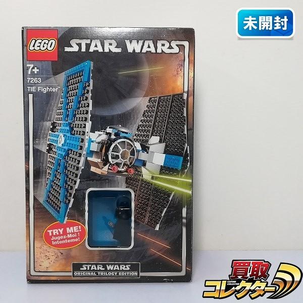 LEGO レゴ スター・ウォーズ タイ・ファイター 7263_1