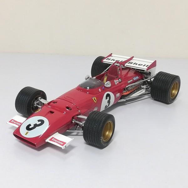 エグゾト EXOTO 1/18 フェラーリ 312B メキシコGP 1970 #3_3
