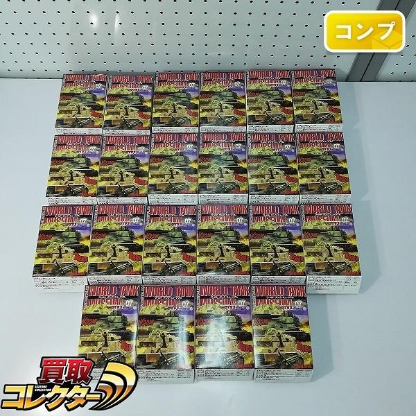 ワールドタンクミュージアム 07 シークレット含む 全22種_1