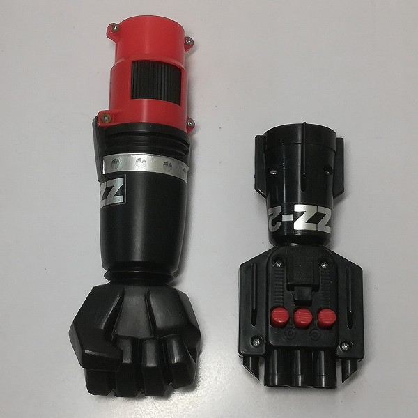 ポピー ジャンボマシンダー 大決戦兵器 ZZ-2 ドリルミサイル&超速射ミサイル_2