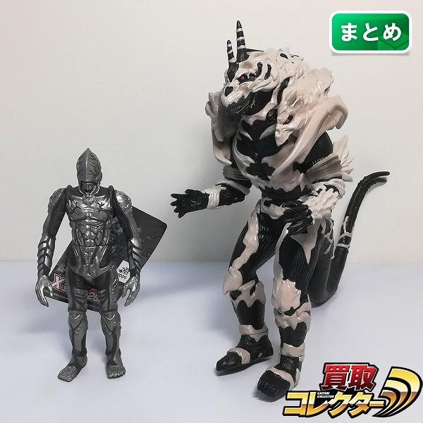 ムービーモンスターシリーズ ソフビ モンスターX X星人2005_1
