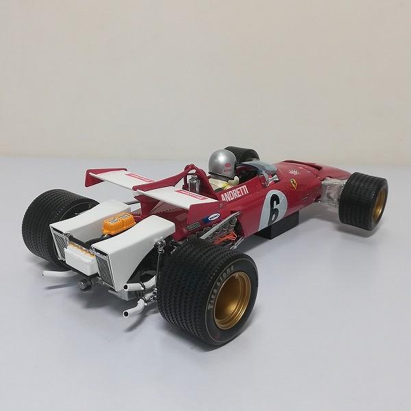 エグゾト EXOTO 1/18 フェラーリ 312B #6 1971 南アフリカGP_3