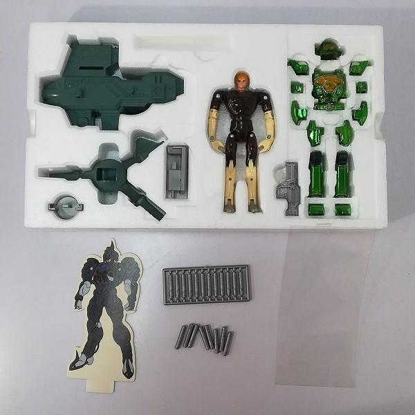 超音戦士ボーグマン バトルフィギュアシリーズ ボーグマン アニスファーム チェックスウェーガー_2