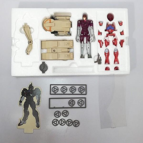 超音戦士ボーグマン バトルフィギュアシリーズ ボーグマン アニスファーム チェックスウェーガー_3