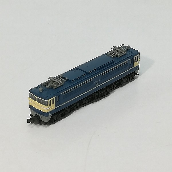 東京マルイ Zゲージ EF65-500 20系寝台客車 7両基本セット_3