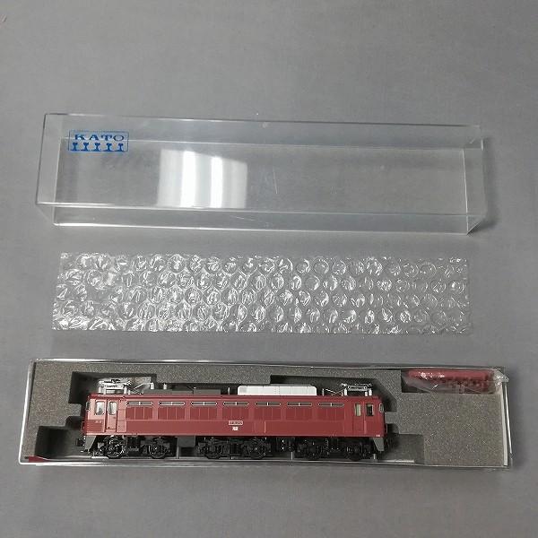 KATO ラウンドハウス 3067-2 EF81-300 ローズピンク塗装タイプ_2