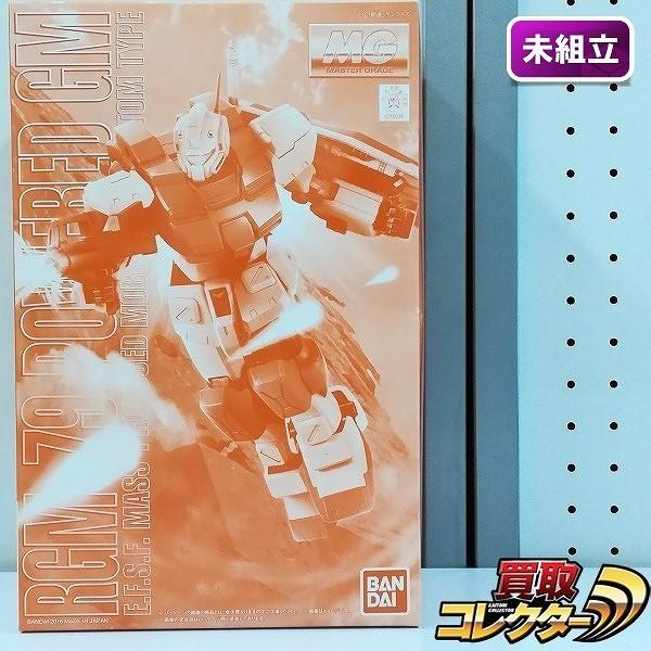 MG 1/100 RGM-79 パワードジム プレミアムバンダイ限定_1