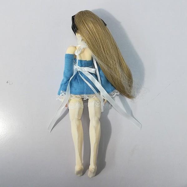碧い月 オリジナルドール 1/6 弾姫 メイド服 本体全高約24cm_3