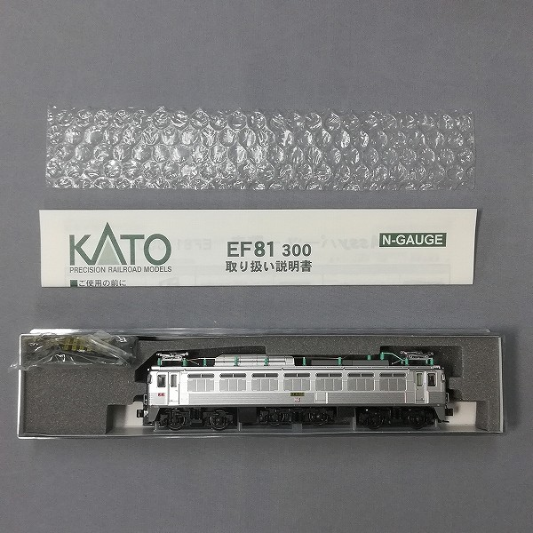 KATO Nゲージ 3067-1 EF81-300_2