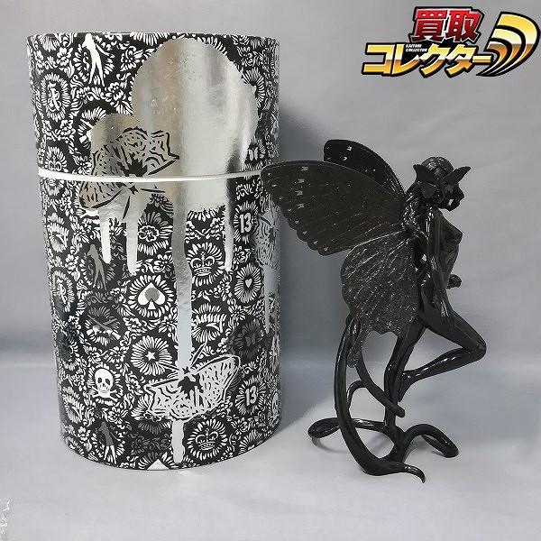 留之助商店×Aiko レディ・バタフライ ブラックver. 10体限定_1