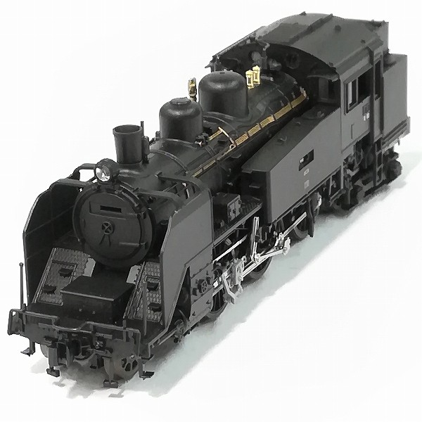 KATO 2021 C11 蒸気機関車_3