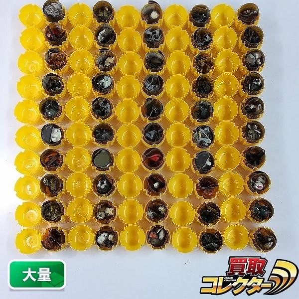 チョコQ 日本の動物 第10弾 シークレット含む 21種 計50点_1