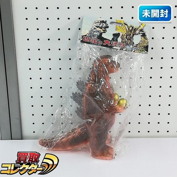 マーミット 怪獣天国 ゴジラ対ヘドラ ギャラリー版 ゴジラ ソフビ