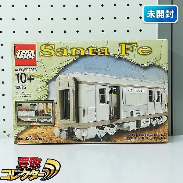 LEGO レゴ サンタフェ 10025
