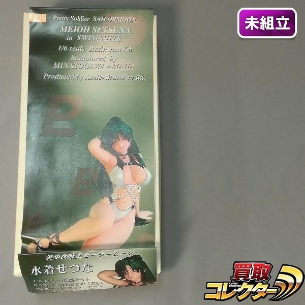アミエ・グラン 美少女戦士セーラームーン 1/6 水着せつな ガレージキット
