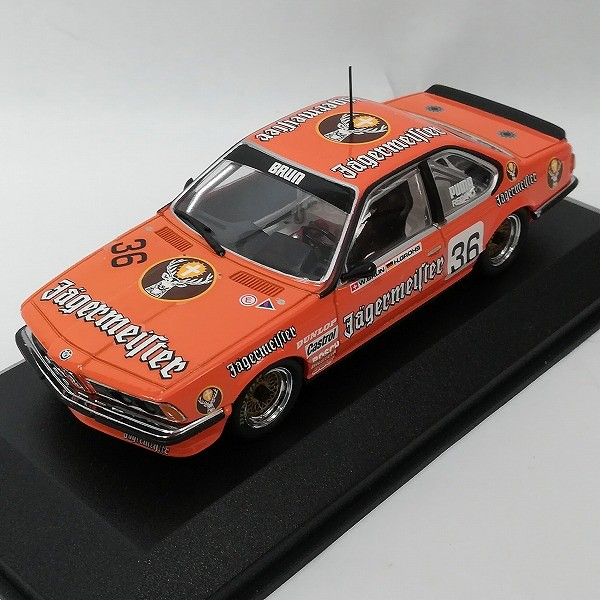 PMA ミニチャンプス 1/43 BMW 635 CSI モンツァ 1984 #36_2