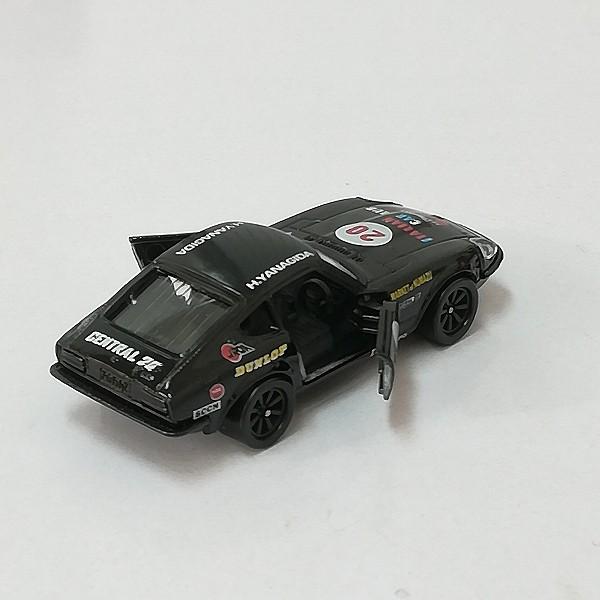 トミカ 日産 フェアレディ 240ZG レーシング セントラル 20 アイアイアド特注_3