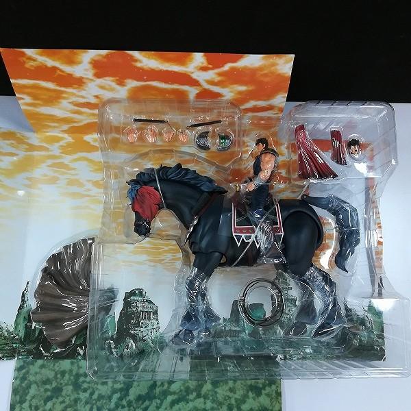 海洋堂 北斗の拳200X ケンシロウ&黒王号 Final Ultimate Box Set_2