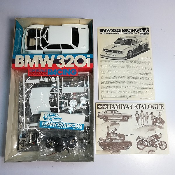 タミヤ 1/24 トヨタ セリカ LB ターボ Gr.5 + BMW 320i レーシング_3