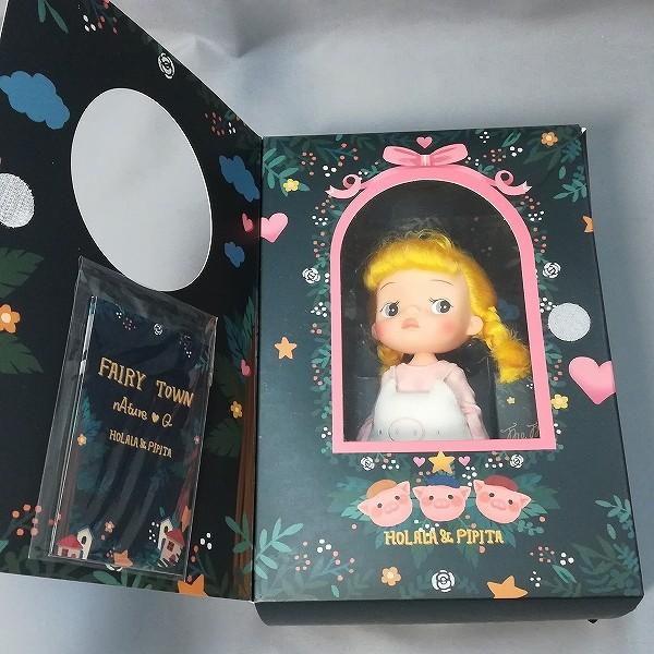 Fairy town HOlala doll The three little pigs 3匹の子ぶた_2