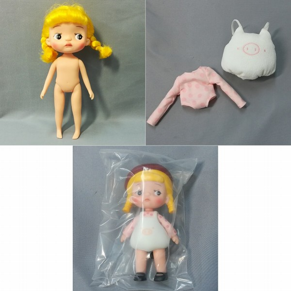 Fairy town HOlala doll The three little pigs 3匹の子ぶた_3