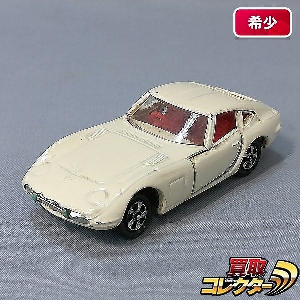 トミカ 黒箱 日本製 5-1-1 トヨタ 2000GT 1Aホイール_1