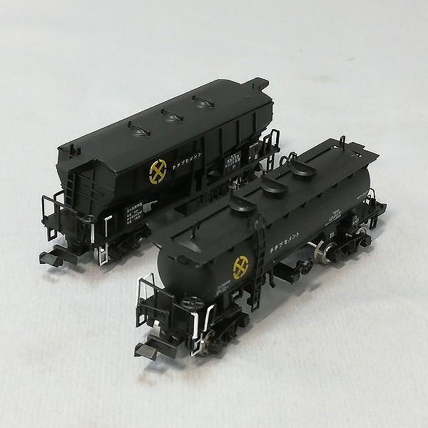 カワイ KP-262 セメント専用車 タキ12200 ホキ5700 6両セット_3