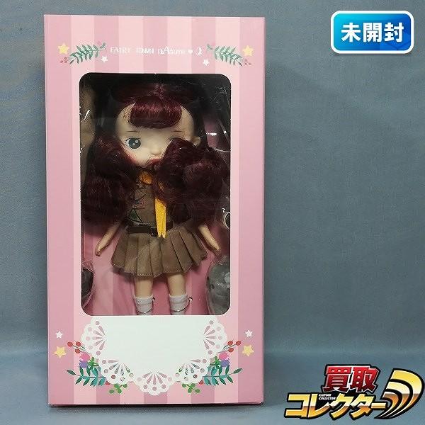 Fairy town HOlala doll Scout Girl Annie / nature Q_1