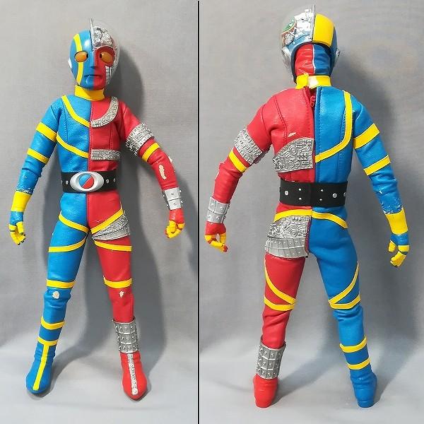 メディコムトイ RAH No.270 人造人間キカイダー 2006 デラックスタイプ_3