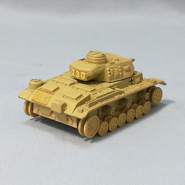 トミー コンバットトミカ 005 ドイツ陸軍中型戦車 Ⅲ号F型_3
