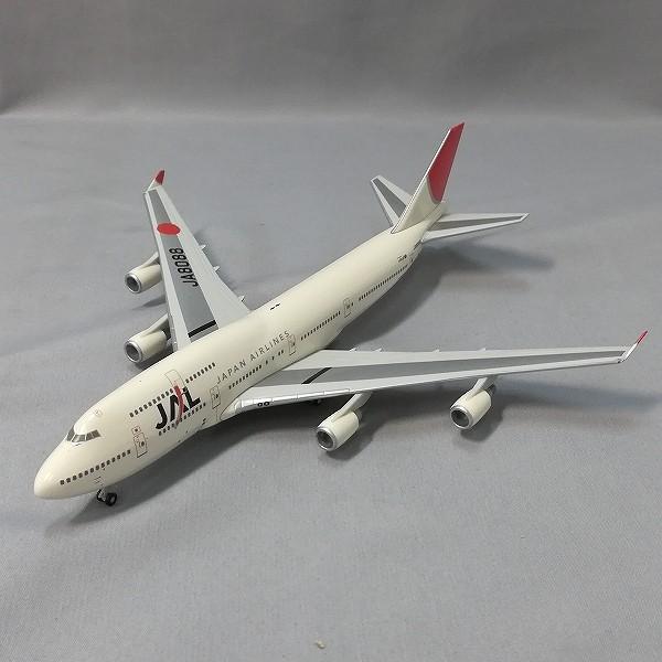 ヘルパ 1/400 JAL カーゴ ボーイング747-400F JA401J 他_2