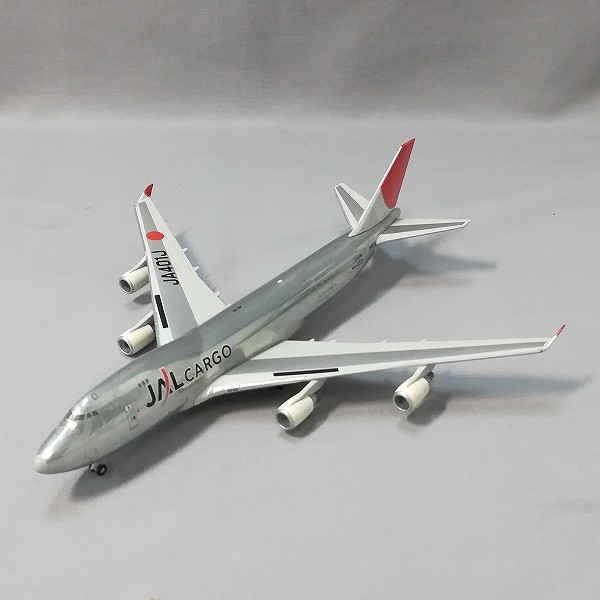 ヘルパ 1/400 JAL カーゴ ボーイング747-400F JA401J 他_3