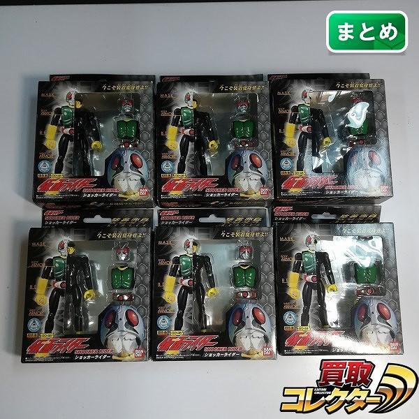 装着変身 GD-48 ショッカーライダー ×6 / 仮面ライダー_1