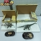 フェバリットコレクション ダイナソー デスクトップモデル 1/35 ステゴサウルス ブラキオサウルス