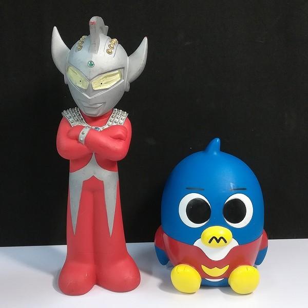 キャラクター貯金箱 ウルトラマンティガ ペンギンの問題 クレヨンしんちゃん 他_2