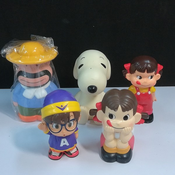 キャラクター貯金箱 ウルトラマンティガ ペンギンの問題 クレヨンしんちゃん 他_3