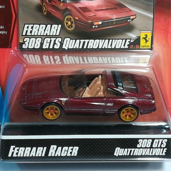 ホットウィール フェラーリ レーサー 308 GTS クワトロバルボーレ 2/24 17/24_2