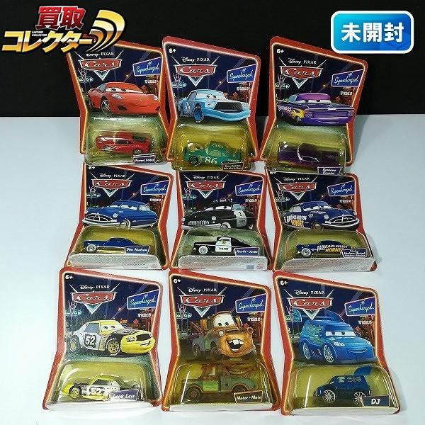 ディズニー カーズ キャラクターカー メーター リークレス フェラーリF430 他_1