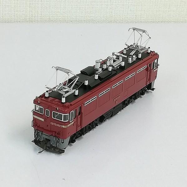 天賞堂 HO No.490 国鉄 交流電気機関車 ED75 1000後期型_2