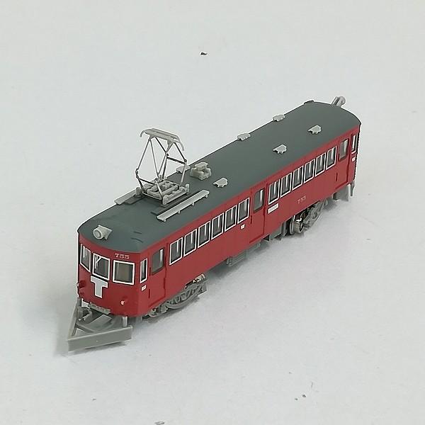モデモ NT69 京福電鉄 モボ101形 標準塗装(M車) NT78 名鉄モ750形 スノープロウ仕様_3