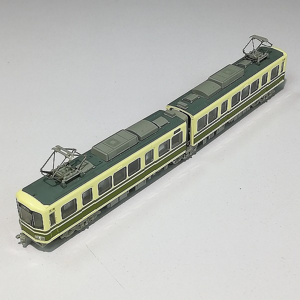 モデモ Nゲージ NT38 江ノ島電鉄 1500形 標準塗装 M車_2