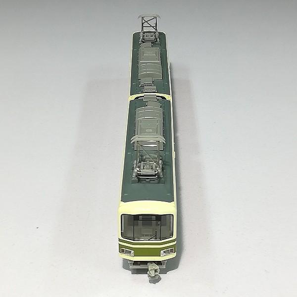 モデモ Nゲージ NT38 江ノ島電鉄 1500形 標準塗装 M車_3