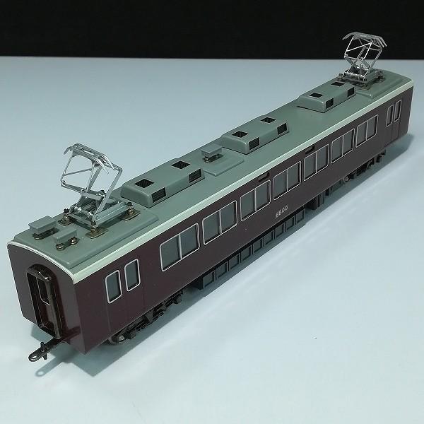 京都模型 HOゲージ 阪急 6800型 パンタ付 中間電動車_3