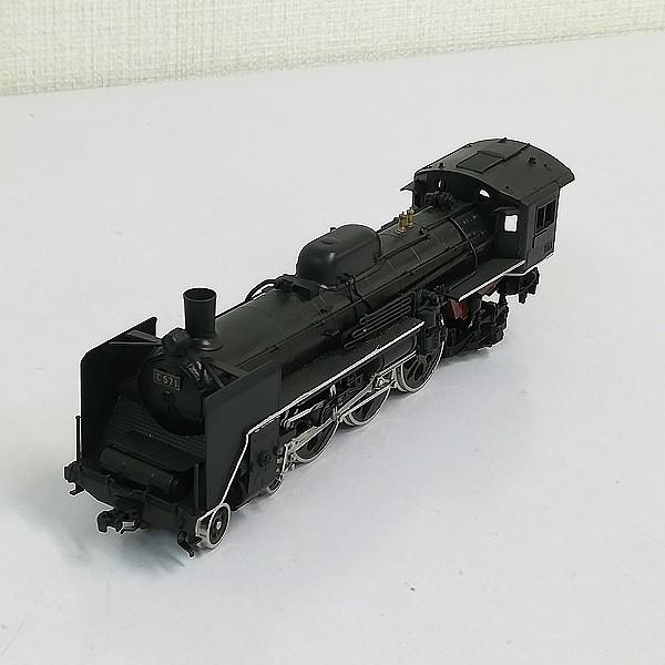 アダチ HO No.1003 国鉄 C57形 蒸気機関車_2