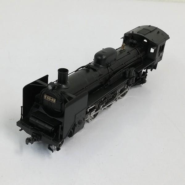 アダチ HO No.1011 国鉄 C55形 蒸気機関車_2