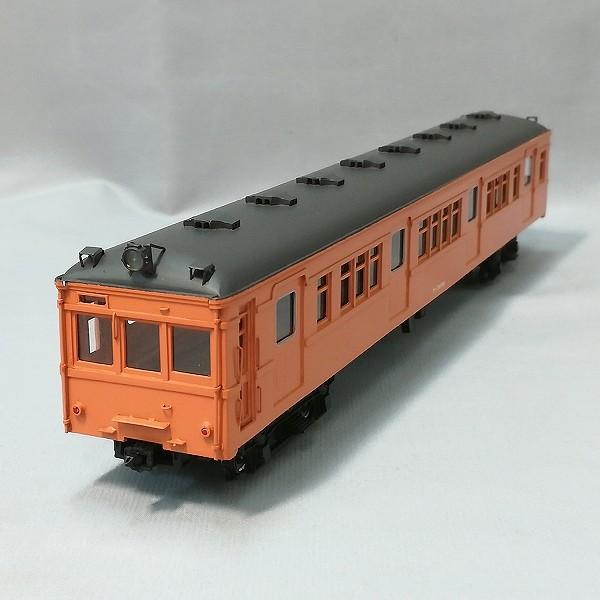 中央堂模型 ペーパー製 HO クハ79066_2