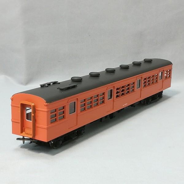 中央堂模型 ペーパー製 HO モハ72612_3